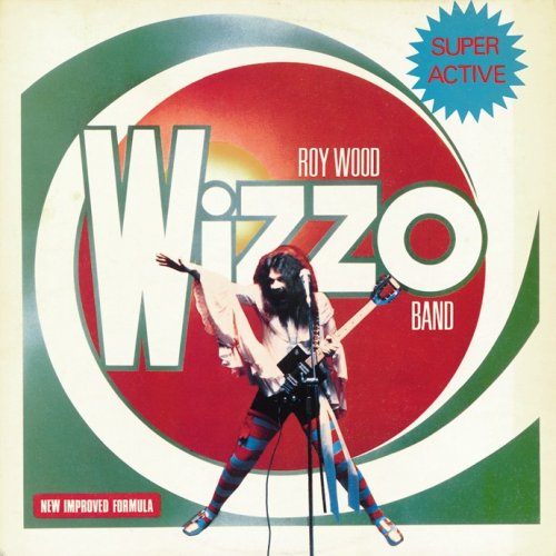 Super Active Wizzo (スーパー・アクティヴ・ウィゾ 紙ジャケット仕様)