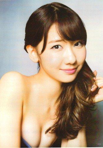 AKB48 ラミネートポスター A3サイズ 【柏木由紀】 9730