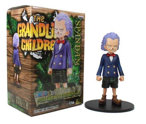 One Piece The Grandline Children~ Vol. 4 Figure - Spandam - 1