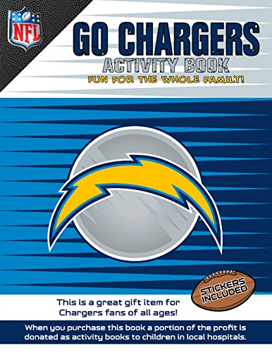 Go Chargers Activity Book PDF