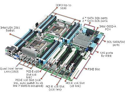 Dual Xeon Server Dual Lga2011 Xeon/intel