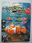 Robo Fish: Orange Electronic 3-Inch C...