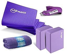Yes4All PVC Yoga Kit - Purple - ²RKVAZ