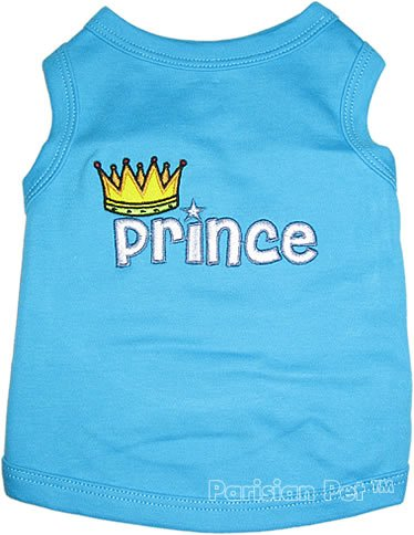 Dog T-Shirt - PRINCE Dog - XXS