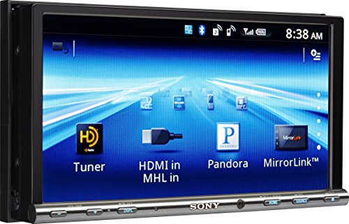 Sony GS Series XAV712