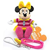 Disney 5200mah Portable Charger Power Bank External Battery Rechargeable Power Supplies Plush Cotton Doll for iPhone4/4S/5/5C/5S/6/6+, SamsungS4/S5/Note2, HTC, Nokia, PDA and Any Other Digital Device.- Christmas Minnie