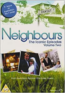 Neighbours - The Iconic Episodes Vol.2 [DVD]