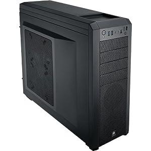 Corsair Carbide Series Black 500R Mid Tower Computer Case (CC-9011012-WW)