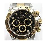 ROLEX(ロレックス) デイトナ コスモグラフ 8Pダイヤ メンズ腕時計 YG/SS 自動巻 A番 16523G [中古]