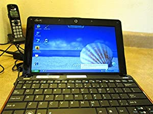"Asus Eee PC 1005HAB Netbook - Intel Atom N270 1.6GHz / 10.1"" WXGA / 1GB DDR2 / 160GB HD / Webcam / Windows XP Home"
