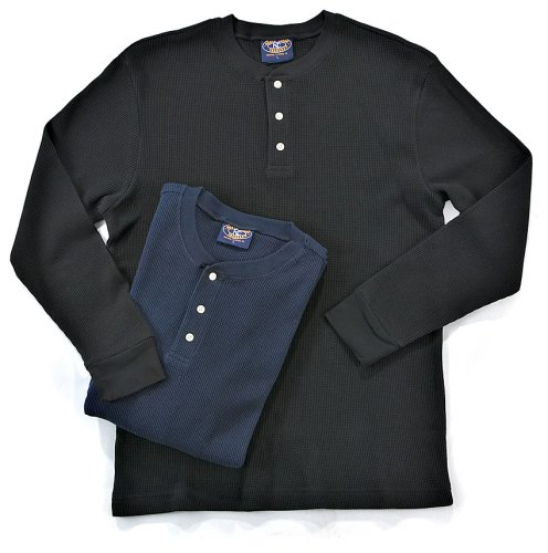 Buy 2 – Pk. North Creek Traders Long Sleeve Henley Shirts