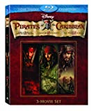 Pirates of the Caribbean Trilogy (Seven-Disc Blu-ray)