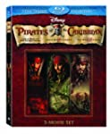 Pirates Of The Caribbean 7-Disc BD [B...