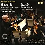 Hindemith: Klaviermusik mit Orchester; Dvorák: Symphony No. 9