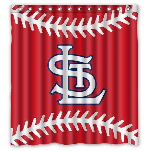 Cardinals Curtains St Louis Cardinals Curtain Cardinals