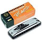 SEYDEL BLUES SESSION! D-Major! - Made in Germany by the world's oldest harmonica manufacturer!