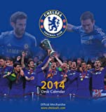 Official Chelsea Desk Easel 2014 Calendar (Calendars 2014)