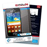 "atFoliX FX-Clear Displayschutzfolie f�r Samsung Galaxy Ace Plus S7500von ""Displayschutz@FoliX"""