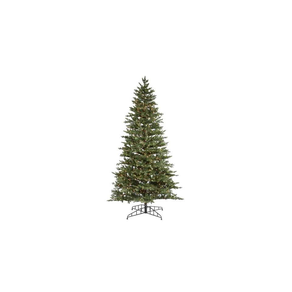 Vickerman 22711   7.5 x 46 Waseca Frasier Fir 800 Clear Lights Christmas Tree (D114576)
