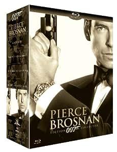 Coffret James bond / Pierce Brosnan : Goldeneye ; Demain ne meurt jamais ; Le monde ne suffit pas ; Meurs un autre jour [Blu-ray]