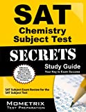SAT Chemistry Subject Test Secrets