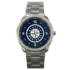 Seattle Mariners MLB Sport Metal watch Limited Edition#1
