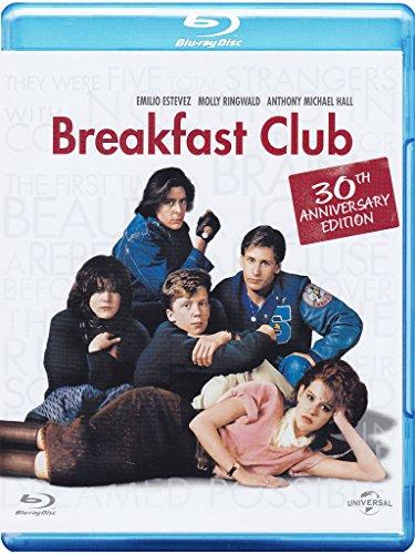 The breakfast club(30' anniversary edition) [Blu-ray] [IT Import]
