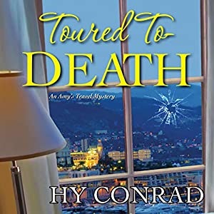 Toured to Death Audiobook
