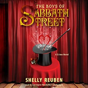 The Boys of Sabbath Street: A Crime Novel | [Shelly Reuben]