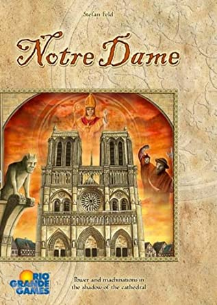 Notre Dame Board Game!
