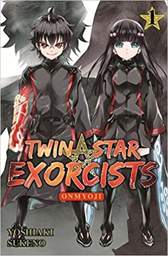 Twin Star Exorcists: Onmyoji