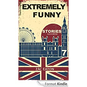 Learn English with Extremely Funny Stories +Audiobook: Broken Flowers (English Edition)