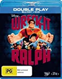 Wreck It Ralph (Blu-ray/DVD) (2 Discs) Blu-Ray