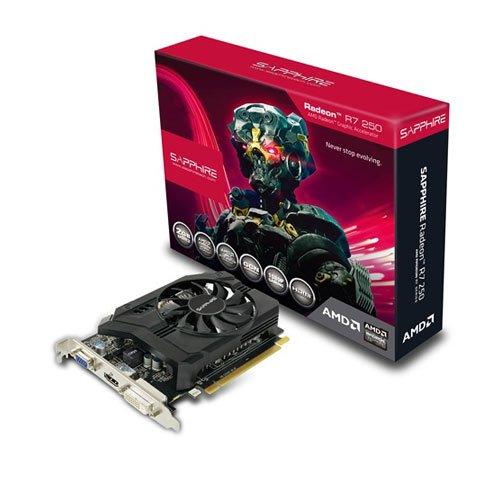 Sapphire Radeon R7 250 2GB DDR3 Graphics Card Black Friday & Cyber Monday 2014