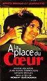 echange, troc A la place du coeur [VHS]