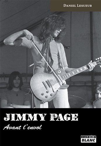 JIMMY PAGE Avant l'envol: 252