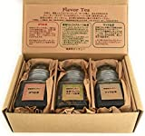 【 紅茶ギフト 】フレーバー 紅茶 3種セット【ばら 紅茶 ・青森りんご 紅茶・ライチ 紅茶】)【ギフト包装品 誕生日プレゼント 女性 】【クリスマスプレゼント】【お茶ギフト】