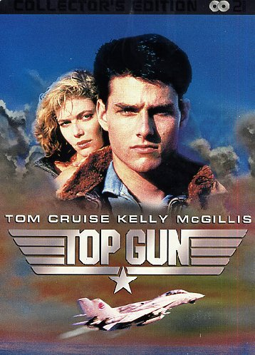 Top gun (steelbook collector's edition) [IT Import]