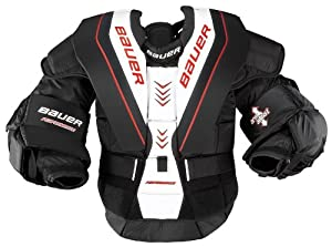 Bauer Performance Senior Hockey Goalie Chest and Arm Protector by Bauer