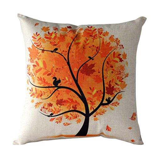 amlaiworld-cassa-del-cuscinorurale-del-fumetto-fresco-fiore-albero-federa-arancio