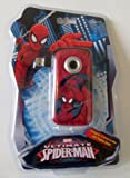 Marvel Ultimate Spider-man Digital Camcorder – Video Camera Includes 1.5″ Preview Screen – Great Gift for Every Spidey Fan
