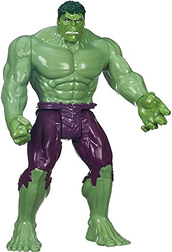 Hasbro B0443EU4 - Avengers Action Figures Hulk, 30 cm