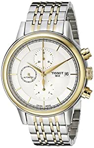 Amazon.com: Tissot Men's T0854272201100 Carson Analog