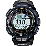 Casio Men's Pro-Trek Solar Powered Watch PRG240B-2E