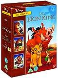 The Lion King 1-3 Boxset (Spain - Importation)