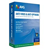 Anti-Virus & Anti-Spyware - 2 Year Subscription ~ AVG Technologies Ltd.