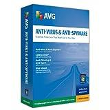 Anti-Virus & Anti-Spyware - 2 Year Subscription ~ AVG Technologies Ltd.