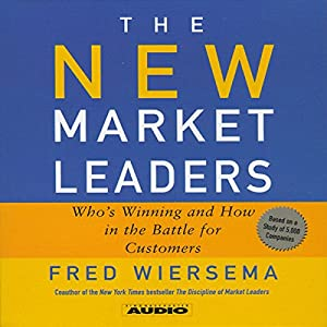 The New Market Leaders Audiobook