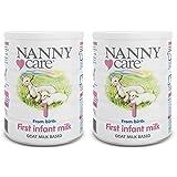2 Pack) - Nanny - NANNYcare First Infant Milk   400g   2 PACK BUNDLE by Nanny