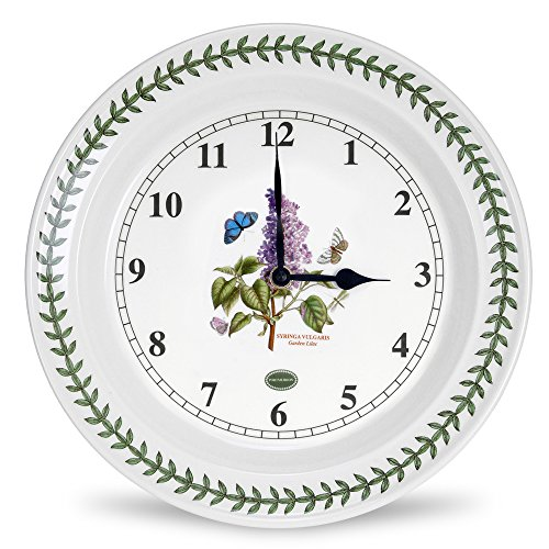 Portmeirion Botanic Garden Kitchen Wall Clock